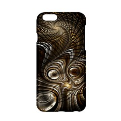 Fractal Art Texture Neuron Chaos Fracture Broken Synapse Apple Iphone 6/6s Hardshell Case