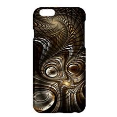 Fractal Art Texture Neuron Chaos Fracture Broken Synapse Apple iPhone 6 Plus/6S Plus Hardshell Case