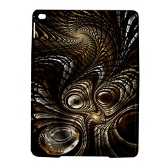 Fractal Art Texture Neuron Chaos Fracture Broken Synapse iPad Air 2 Hardshell Cases