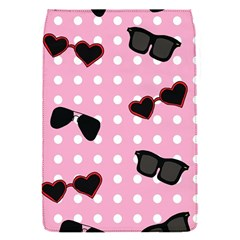 Pisunglass Tech Pink Pattern Flap Covers (S)