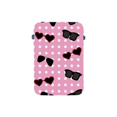 Pisunglass Tech Pink Pattern Apple iPad Mini Protective Soft Cases