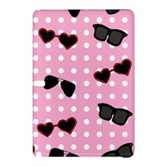 Pisunglass Tech Pink Pattern Samsung Galaxy Tab Pro 10.1 Hardshell Case