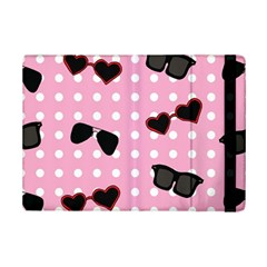 Pisunglass Tech Pink Pattern iPad Mini 2 Flip Cases
