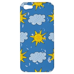 Sunshine Tech Blue Apple Iphone 5 Hardshell Case