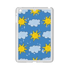 Sunshine Tech Blue iPad Mini 2 Enamel Coated Cases