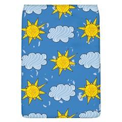 Sunshine Tech Blue Flap Covers (L)
