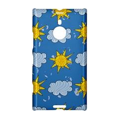Sunshine Tech Blue Nokia Lumia 1520