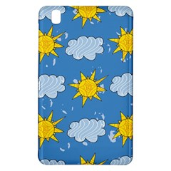 Sunshine Tech Blue Samsung Galaxy Tab Pro 8 4 Hardshell Case