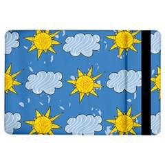 Sunshine Tech Blue iPad Air Flip