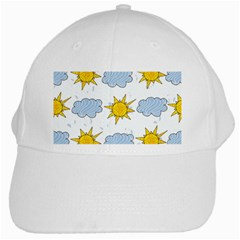 Sunshine Tech White White Cap