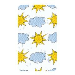 Sunshine Tech White Memory Card Reader