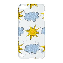 Sunshine Tech White Apple iPod Touch 5 Hardshell Case