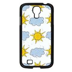 Sunshine Tech White Samsung Galaxy S4 I9500/ I9505 Case (Black)
