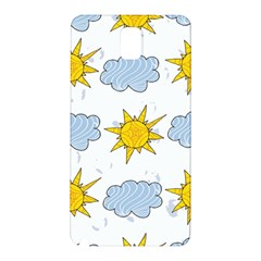 Sunshine Tech White Samsung Galaxy Note 3 N9005 Hardshell Back Case