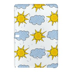 Sunshine Tech White Samsung Galaxy Tab Pro 10.1 Hardshell Case