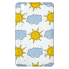 Sunshine Tech White Samsung Galaxy Tab Pro 8.4 Hardshell Case