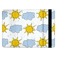 Sunshine Tech White Samsung Galaxy Tab Pro 12.2  Flip Case