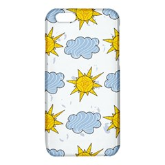 Sunshine Tech White iPhone 6/6S TPU Case