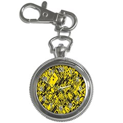 Test Steven Levy Key Chain Watches