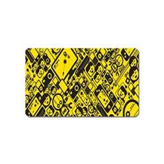 Test Steven Levy Magnet (name Card)