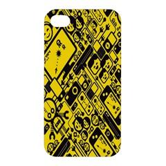 Test Steven Levy Apple Iphone 4/4s Hardshell Case