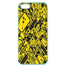 Test Steven Levy Apple Seamless Iphone 5 Case (color)