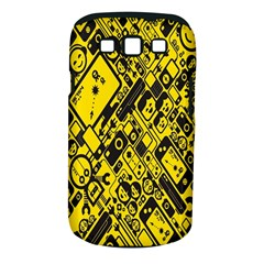 Test Steven Levy Samsung Galaxy S III Classic Hardshell Case (PC+Silicone)