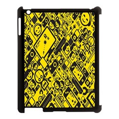 Test Steven Levy Apple iPad 3/4 Case (Black)