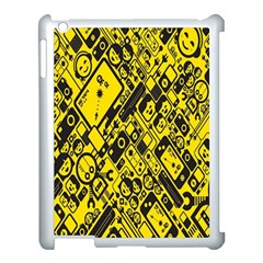 Test Steven Levy Apple iPad 3/4 Case (White)