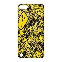 Test Steven Levy Apple iPod Touch 5 Hardshell Case with Stand