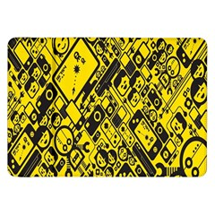 Test Steven Levy Samsung Galaxy Tab 8.9  P7300 Flip Case