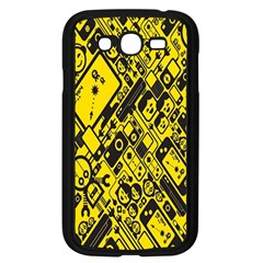 Test Steven Levy Samsung Galaxy Grand DUOS I9082 Case (Black)
