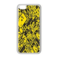 Test Steven Levy Apple iPhone 5C Seamless Case (White)