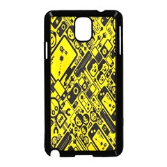 Test Steven Levy Samsung Galaxy Note 3 Neo Hardshell Case (Black)