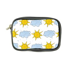 Sunshine Tech White Coin Purse
