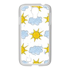 Sunshine Tech White Samsung GALAXY S4 I9500/ I9505 Case (White)