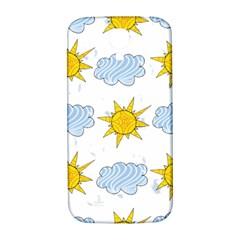 Sunshine Tech White Samsung Galaxy S4 I9500/I9505  Hardshell Back Case