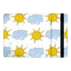 Sunshine Tech White Samsung Galaxy Tab Pro 10.1  Flip Case