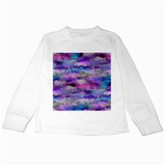 1 111111111artcubes Kids Long Sleeve T-Shirts