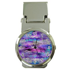 1 111111111artcubes Money Clip Watches