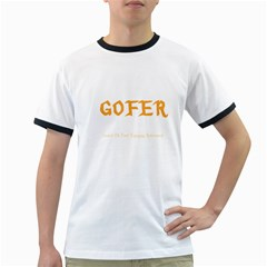 Gofer Ringer T Shirts