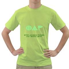 Oap Green T-Shirt