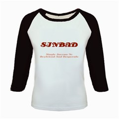 Sinbad Kids Baseball Jerseys