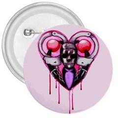 BDSM Love 3  Buttons