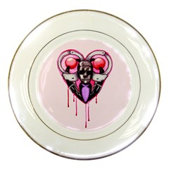 BDSM Love Porcelain Plates