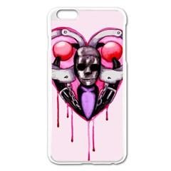 BDSM Love Apple iPhone 6 Plus/6S Plus Enamel White Case