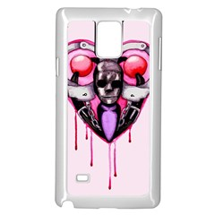 BDSM Love Samsung Galaxy Note 4 Case (White)