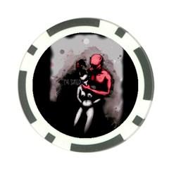 Bescaredduv Poker Chip Card Guard (10 pack)