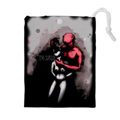 Bescaredduv Drawstring Pouches (Extra Large)