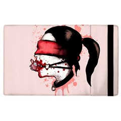 Cardio Masochist Apple iPad 2 Flip Case